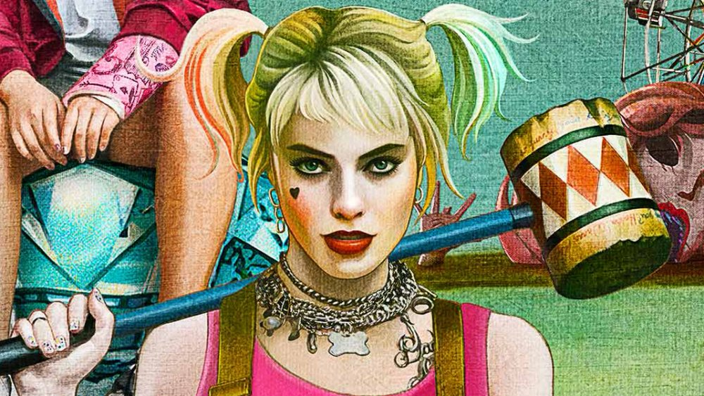 New Birds Of Prey Poster Is Simply Stunning