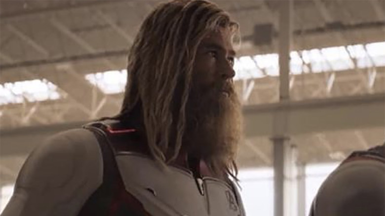 The Outrage Over Fat Thor In Endgame